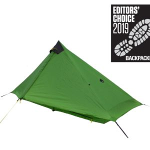 Six Moon Designs Lunar Solo - Backpacker Magazine Editor's Choice Award 2019