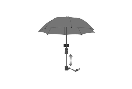 Swing Hands Free Umbrella