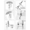 Swing Hands Free Umbrella