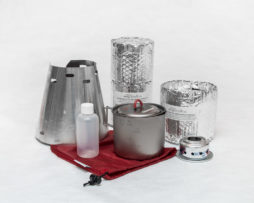 Caldera Kitchen with Evernew .9 Mug Pot (ECA268)