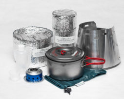 Caldera Kitchen with Evernew 1.3L ECA253