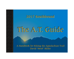 The A.T. Guide 2017 Southbound Book