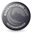 Backpackinglight Recommended