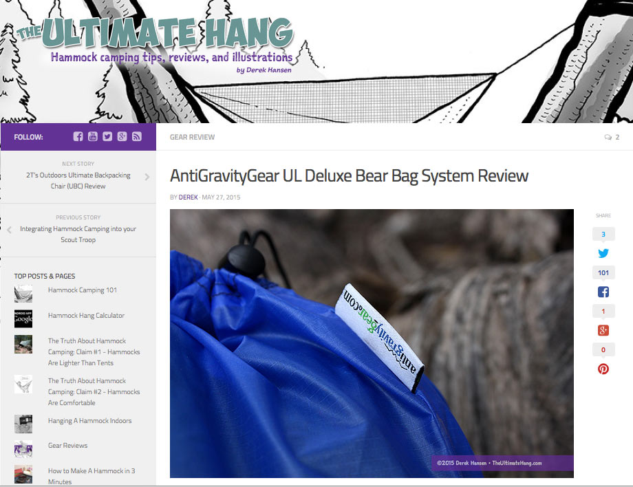 antigravitygear-deluxe-ultralight-bear-bag-review