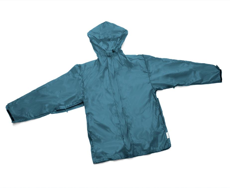AntiGravityGear Ultralight Rain Jacket w/ Pit Zips | AntiGravityGear