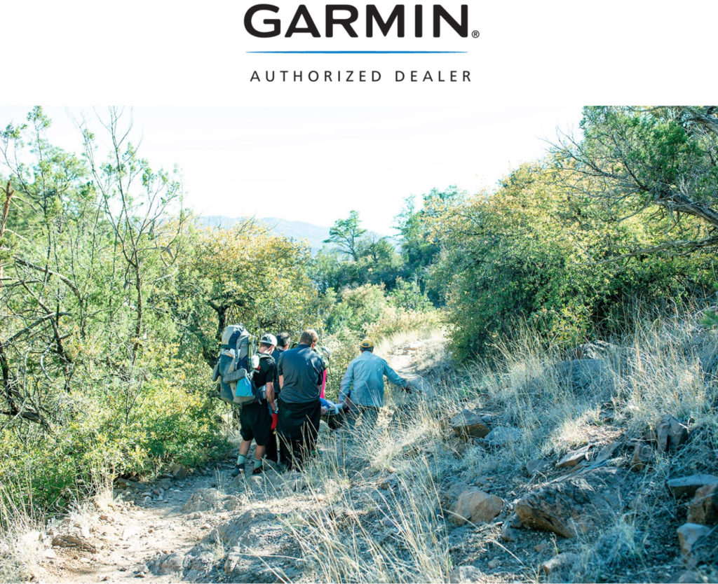 Garmin at AntiGravityGear